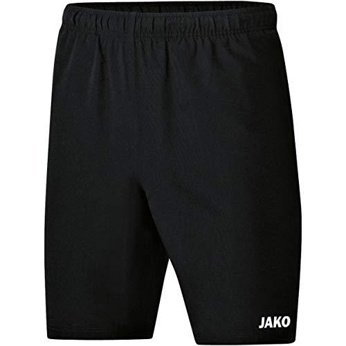 JAKO Herren Short Classico, schwarz, 164