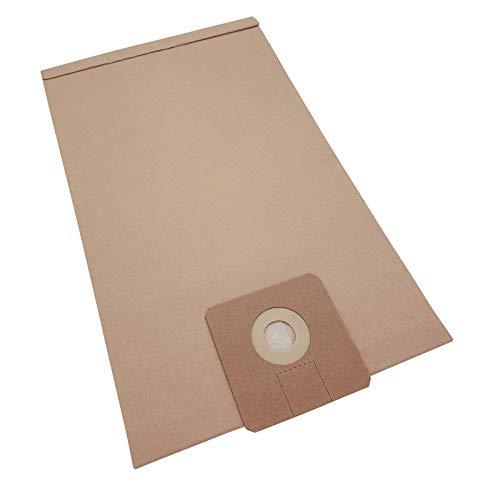Reinica 10 Papier Staubsaugerbeutel für Sorma SM 515 Saugerbeutel Staubbeutel Filtertüten Beutel Tüten Papierbeutel Staubsaugertüten