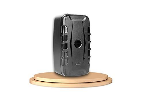 GPS 2020 Langzeit GPS Tracker Auto, LKW, Wohnmobil 80 Tage Akkulaufzeit (bis zu 180 Tage im Standby Modus) inklusive Magnet - Live Tracking