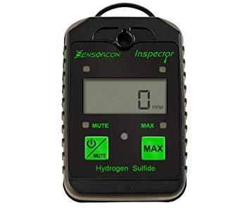 Sensorcon Hydrogen Sulfide Detector