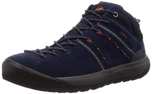 Mammut Herren Hueco Mid GTX Trekking- & Wanderstiefel, Blau (Marine/Crumble 000), 45 1/3 EU