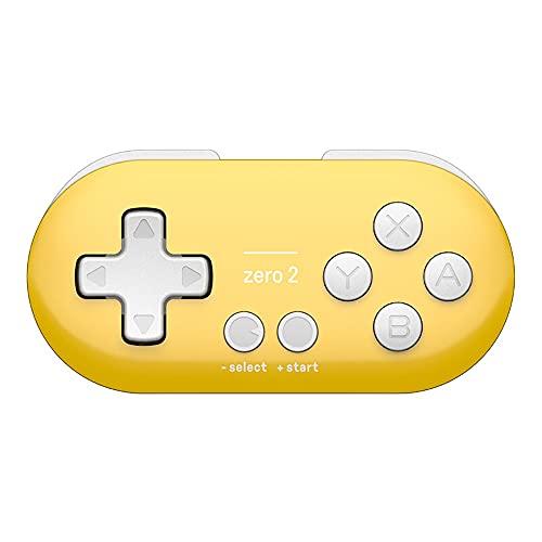 Mandos PC Mandos PS3 Inalámbricos Controlador PC Gamepad PS3 Controller PC PS3 Compatible con Windows XP Vista PS3 Android Y Operación (Color : Yellow2)