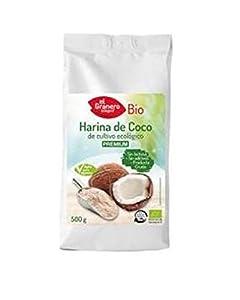 Granero Harina De Coco Bio 500 Gr Envase De 500 Gramos 500 g