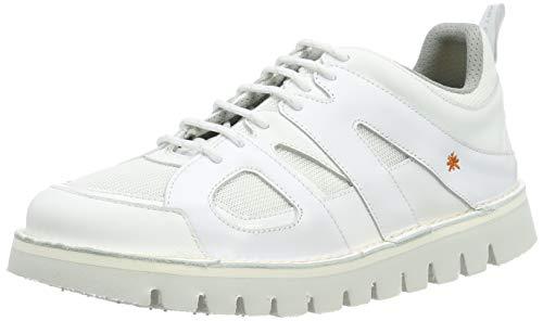 Art Ontario, Zapatos Cordones Brogue Mujer, Blanco