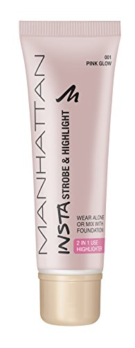 Manhattan Insta Strobe und Highlight pink glow, 25 ml