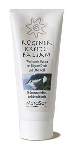 MeraSan Rügener Kreidebalsam (200 ml Tube) -parfumfrei-