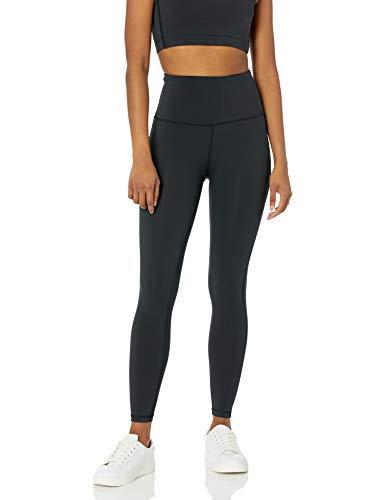 Amazon Essentials Legging de Active Sculpt Taille Haute. Athletic, Noir, S