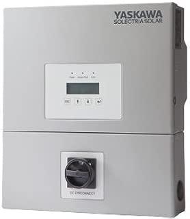 Yaskawa-Solectria Solar 3.8kW 240/208VAC TL Inverter PVI-3800TL