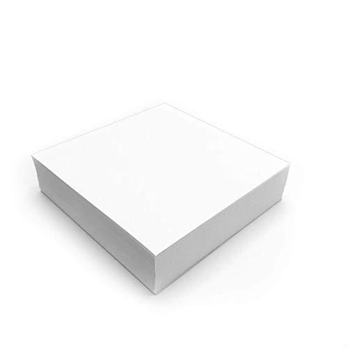 younikat Ersatzpapier für langanhaltenden Projektor Zeichenspaß - quadratisch I Papier-Zuschnitte zum Nachfüllen I 250 Blatt I dv_750