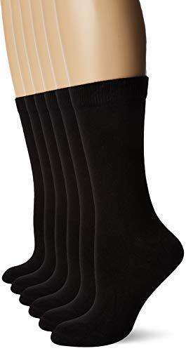 Vestido De Lana Merino Calcetines Negro 3 pares Reino Unido 9-12 //// EU 43-47