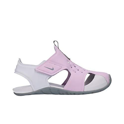 Nike Sunray Protect 2, Zapatillas Bebé-Niños, Rosa, 19.5 EU