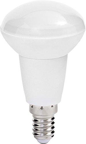 Müller Licht LED Reflektor R50 6W (37W) E14 430lm 2700K matt weiß ML400071