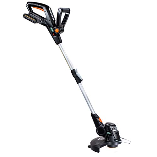 Affordable Scotts Outdoor Power Tools LST02012S 20-Volt 12-Inch Cordless String Trimmer, Black