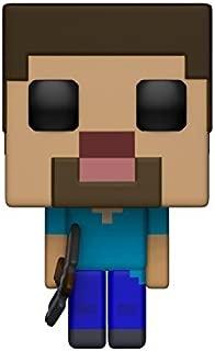 Funko POP! Games: Minecraft - Steve Collectible Figure
