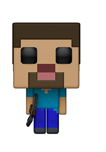 Funko Pop!- Games: Minecraft: Steve (26383)
