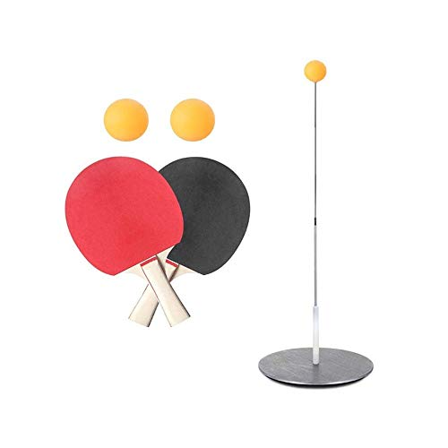 Learn More About EAHKGmh Table Tennis Trainer with Elastic Soft Shaft, Leisure Decompression Sports ...