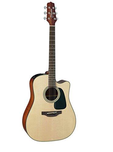 TAKAMINE (Musikinstrumente)–Gitarre electro-acustica P2DC DREADNOUGHT Serie Pro