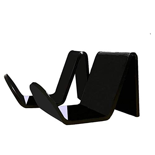 Game Controller Stand, Wall Mount Holder for PS4 / Nintendo Switch/Xbox One/Steam/PC Controller,No Screws Required,Equipped with Cable Clamp and Controller Keycap - (2Pcs).