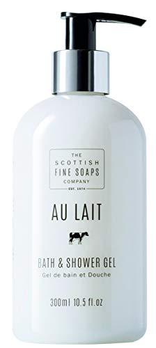 Au Lait Bath and Shower Gel 300 ml by Au Lait