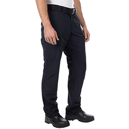 5.11 Tactical Men's Fast Tac Cargo Pant, Style 74439, Dark Navy, 34W x 30L