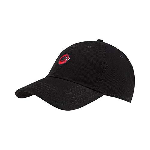 Mammut Casquette de Baseball Unisexe. - Noir - Small