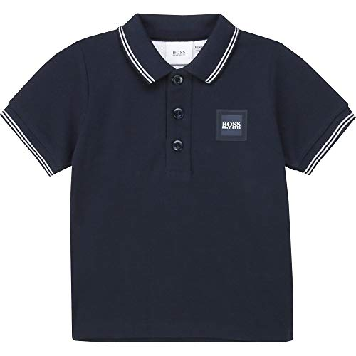 BOSS Jungen Poloshirt J05J71 blau (3 Jahre)