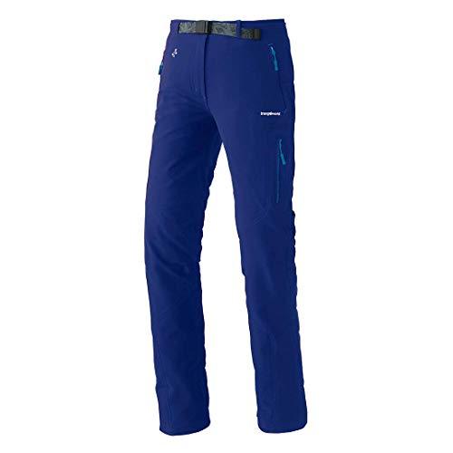Trangoworld pc007777 – 2 CF-xlc Pantalon Long, Femme, Bleu Encre, XL