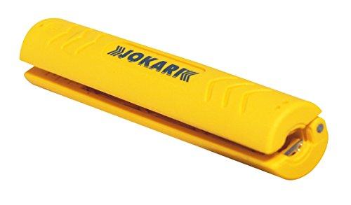 JOKARI 1 Abisolierwerkzeug COAX 4,8-7,5mm2 PVC 3x0,75mm2, T30010