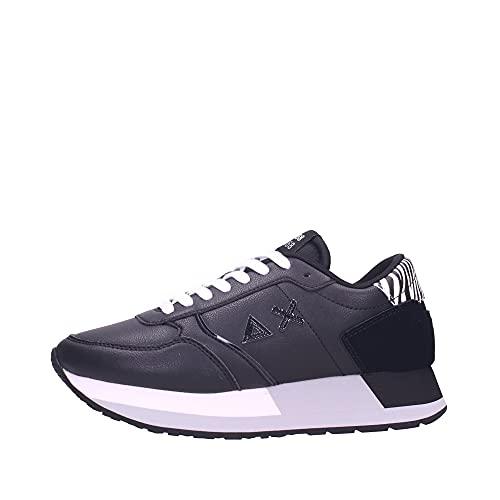 sneakers donna sun68 SUN68 Sneakers Donna Z41220 11 Nero
