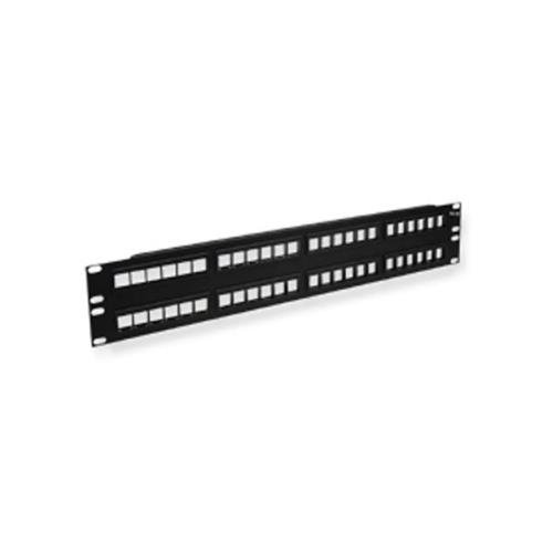 ICC ICC-IC107BP482 PATCH PANEL BLANK HD 48-PORT 2 RMS