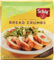 Schar Gluten-Free Wheat-Free Bread Crumbs - 8.8 oz