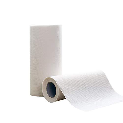Garneck Küchenpapierrolle Praktisches Einzigartiges Mehrzweck-Papierhandtuch für Den Täglichen Gebrauch