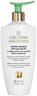 Collistar Thermal Anti Cellulite Cream 400 ml