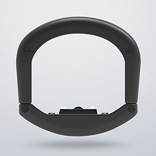 Oxímetro, Monitor de Nivel de Oxígeno Portátil por Bluetooth, Medición del Nivel Sp-02 y de la Frecuencia Cardíaca, App vía Bluetooth, Dispositivo Wearable SP-O2 (Size : S(58-65mm))