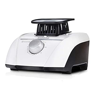 RTYUIO 1000/1200W Small Portable Electric Laundry Dryer Super Quiet Energy Saving Warm Shose Air Dryer