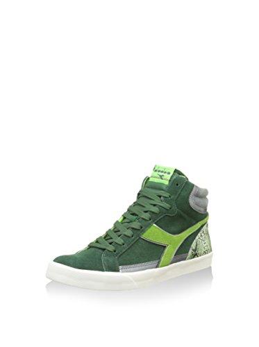 Diadora Sneaker Alta Condor Reptile Verde EU 35.5 (3 UK)