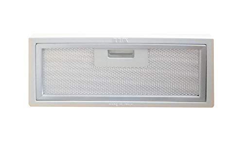 AVDISTRIBUTION Dunstabzugshaube für Wohnmobil - Lux - erhältlich in der Version mit oder ohne LED-Leuchten (Cover Filter Dunstabzugshaube)