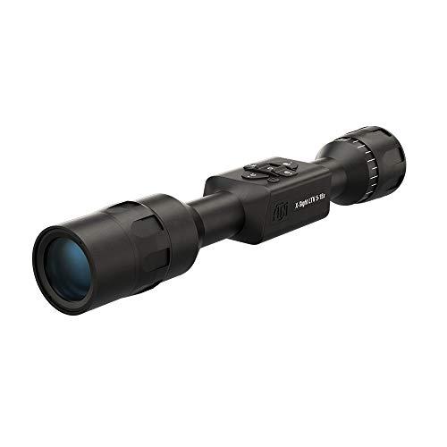 ATN X-Sight LTV 5-15x Day Night Hunting Rifle Scope, Black