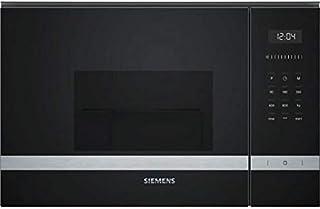 Siemens 2500047132 Microondas integrable, Negro/Inox