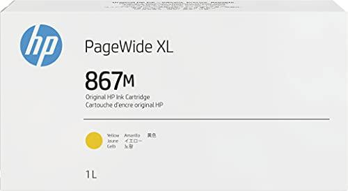 HP 867M 1L Amarillo PageWide XL Ink Crtg