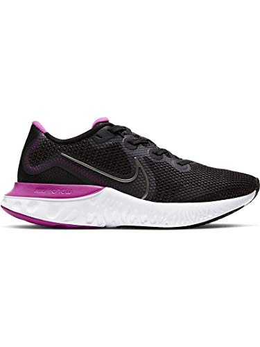 Nike Wmns Renew Run CK6360-004 - Zapatillas Deportivas Negro Size: 42 EU