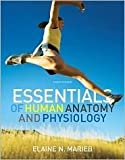 Essentials of Human Anatomy & Physiology (10th Edition) 10th Edition by Marieb. Elaine N. published by Benjamin Cummings Paperback by Unnamed (2011-07-30)