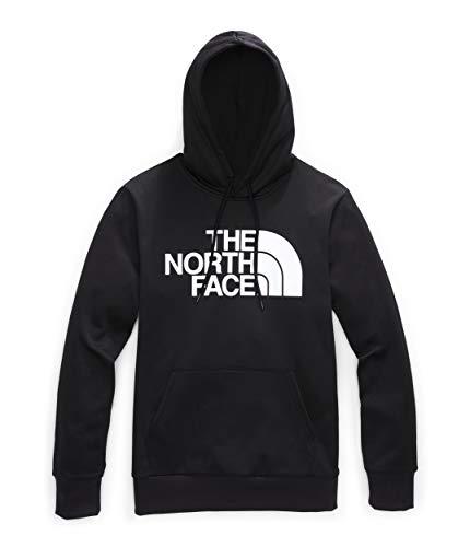 The North Face Men's New Surgent Half Dome Pullover Hoodie, TNF Black, Medium