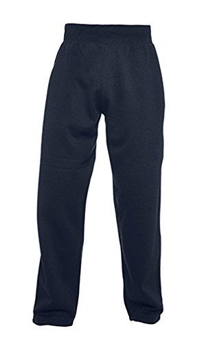 MAKZ - Pantalon de Sport - Homme - Bleu - Medium