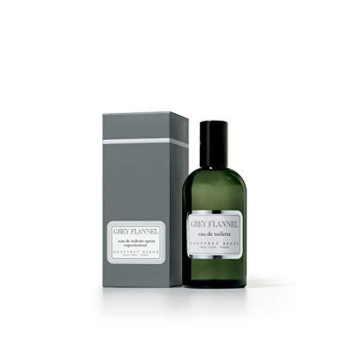 Geoffrey Beene - Grey Flannel - Eau de Toilette Homme Vaporisateur - 120 ml - Senteur Boisée et Orientale
