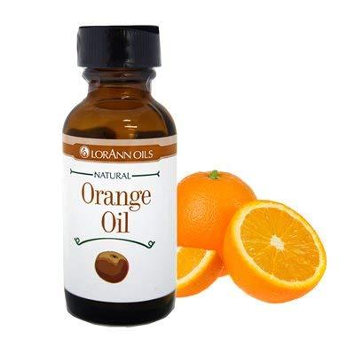 Orange Oil, Natural Flavor