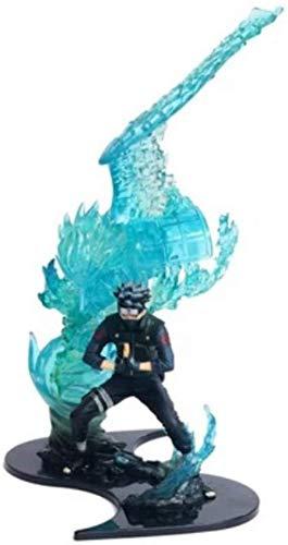 WMYATING Realista y Divertido Anime Figure Naruto Hatake Kakashi Toys 35 cm Pvcaction Kakashi Effecto Modelo Colección Juguetes Modelo Muñeca
