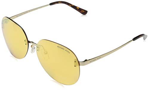 Ray-Ban vrouwen 0MK1037 zonnebril, (Lite Gold), 60