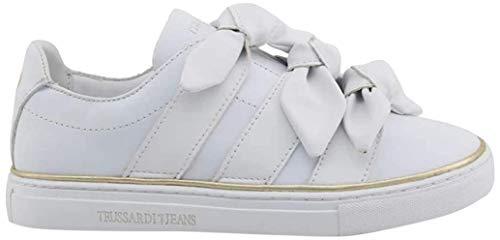 Scarpe basse Sneakers Donna Bianco (79A00230) - Trussardi