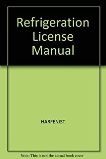 Refrigeration license manual;: Complete test preparation for the written and practical examinations (Arco license test tutor)